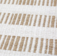 Load image into Gallery viewer, BROOKE HANDWOVEN RUG - NATURAL
