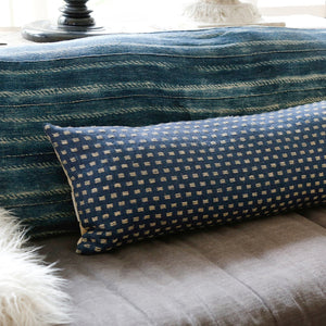 "DECKER 14""X40"" PILLOW WITH INSERT - 2 COLORS"