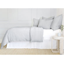 Load image into Gallery viewer, HENLEY - SKY  DUVET COVERS AND SHAMS