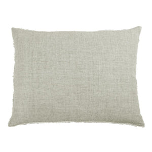 "LOGAN BIG PILLOW 28"" X 36"" WITH INSERT -3 COLORS"