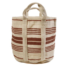 Load image into Gallery viewer, SAVANNAH HANDWOVEN BASKET - 4 COLORS