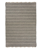 Load image into Gallery viewer, WARBY HANDWOVEN RUG - LIGHT GREY