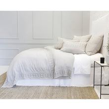 Load image into Gallery viewer, LAYLA - TAUPE DUVET COVERS AND SHAMS