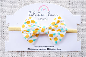 Pineapple Lover Bow