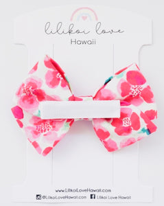 Pretty Poppy Bow