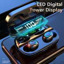 Load image into Gallery viewer, Power Pods | 2 in 1 Wireless Pods and 2200 mAh Power Bank
