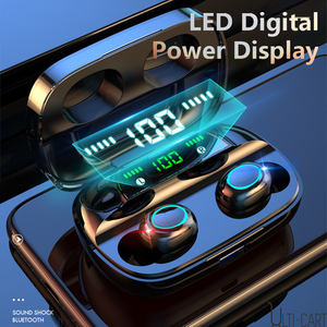 Power Pods | 2 in 1 Wireless Pods and 2200 mAh Power Bank