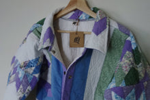 Load image into Gallery viewer, Vintage Quilt Jacket #6