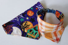 Load image into Gallery viewer, Halloween Dog Bandana