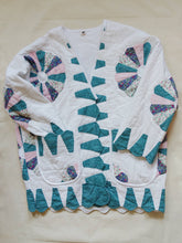 Load image into Gallery viewer, Vintage Quilt Jacket #4