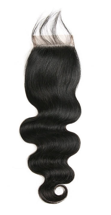 Peruvian Luxurious BodyWave Closure