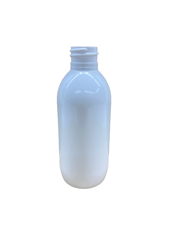 WHITE PET ROUND - 250ml 28/410