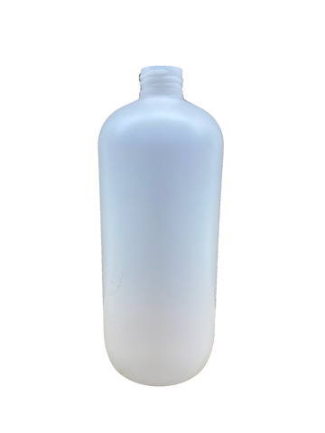 NATURAL BOSTON HDPE - 500ml 24/410