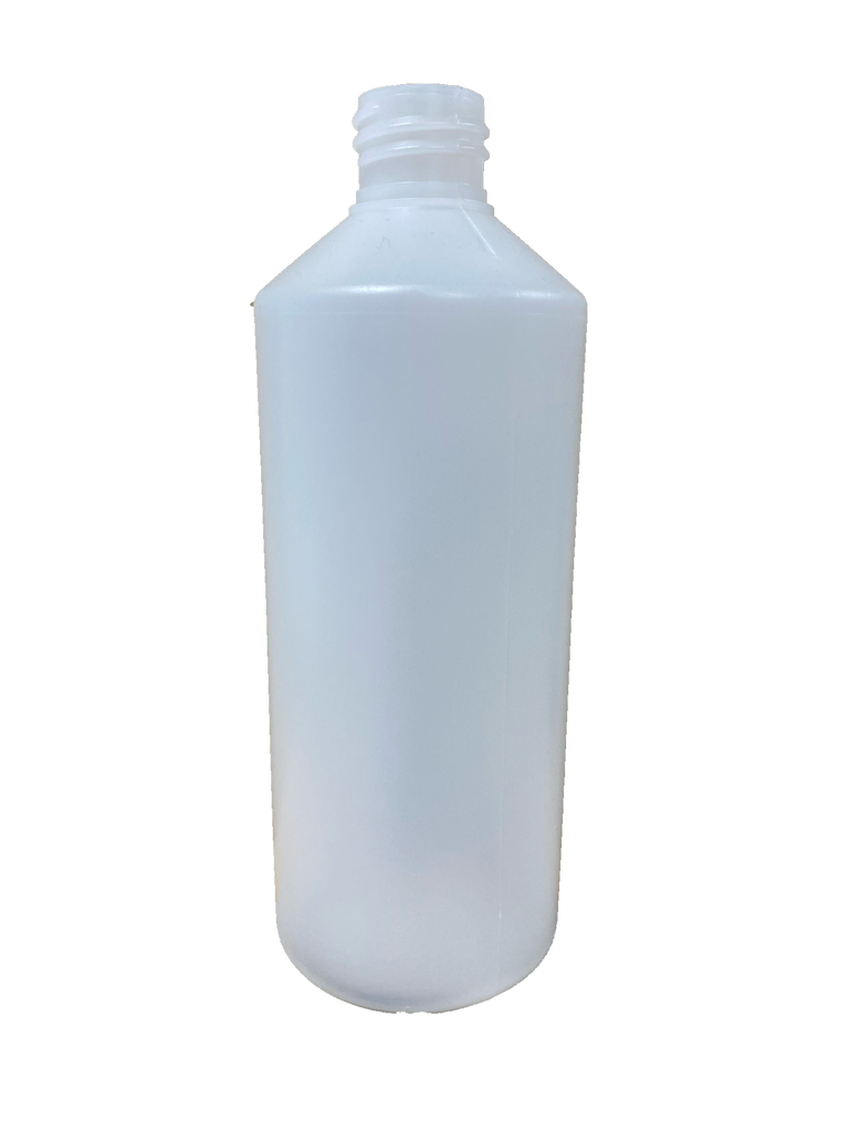 Bottle - HDPE SWIPE 500ml 28/410
