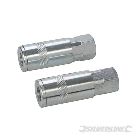 Air Line Quick Coupler 2pk