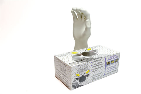 Black Mamba 'White' Nitrile Gloves