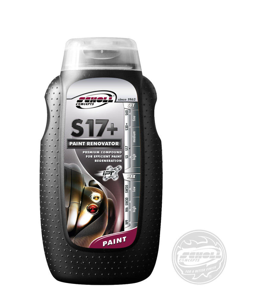 SCHOLL S17+ High Performance Compound