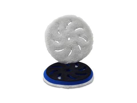 KKD STORM Microfibre Polishing Pads (153mm)