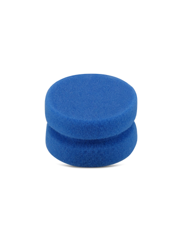 Tyre Dressing Applicator (Blue Round)