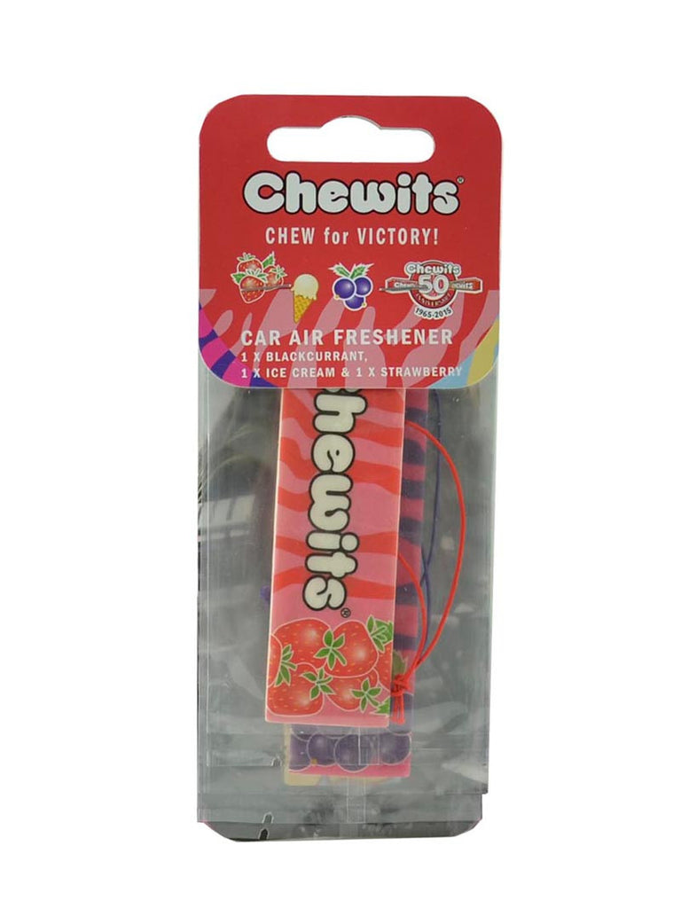 Chewits Retro Paper Air Freshener