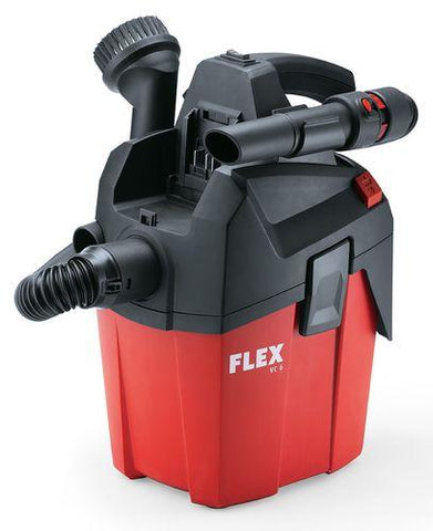 FLEX VC 6 L MC 18.0 Compact Vacuum Cleaner (Body Only)