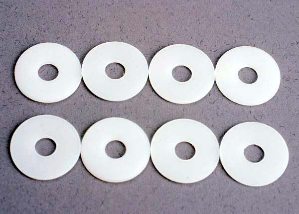 TRA1815 Traxxas Body Washers (8)