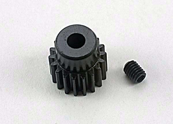 TRA1918 Traxxas Gear, 18T Pinion (48 Pitch)