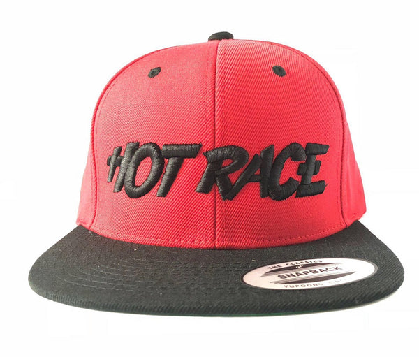 HRCAPRED HOTRACE new special US Style Cap (Red)