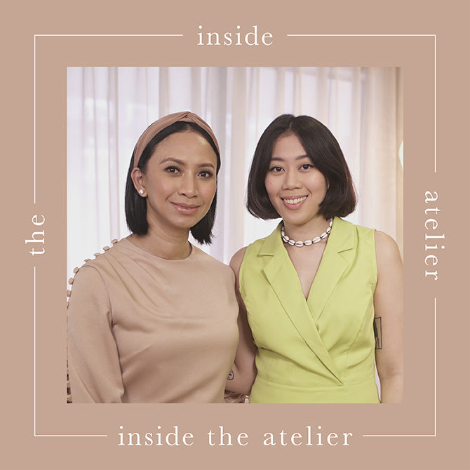 Inside the Atelier | INNAI RED
