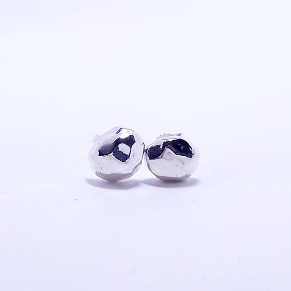 custom earrings for keltie- terra studs