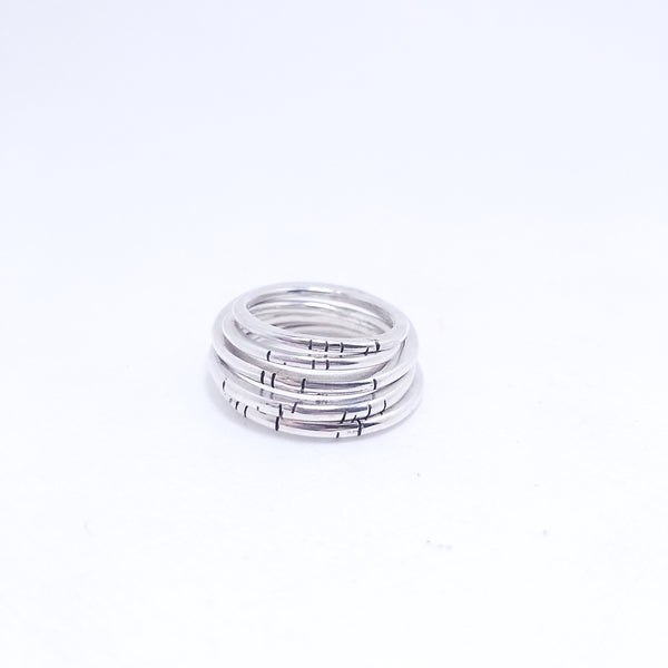 witchwood-stacking ring (single)