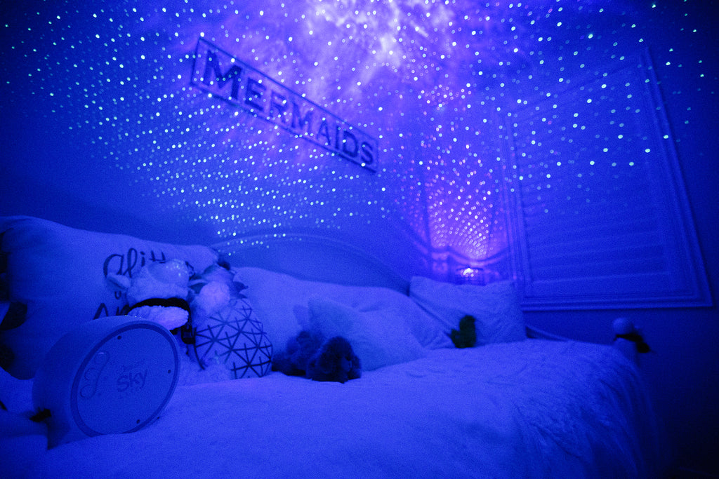 soothing laser lights for sleep