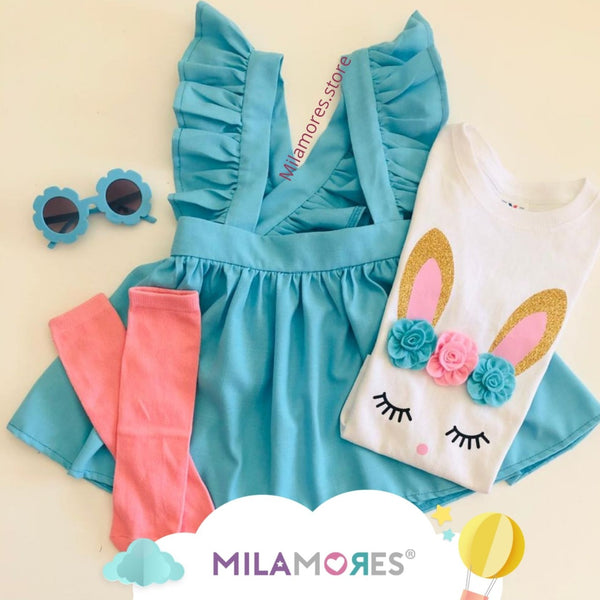 Minidress Sweet Bunny