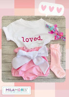 Conjunto Loved Pink