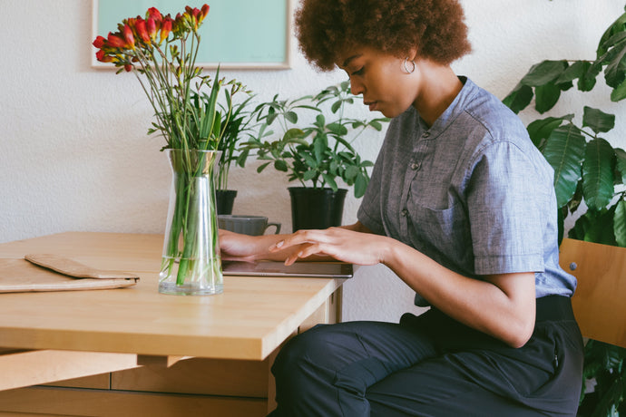 Working from Home: How to set up A Comfortable Workspace