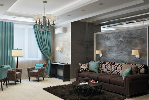interior curtain design