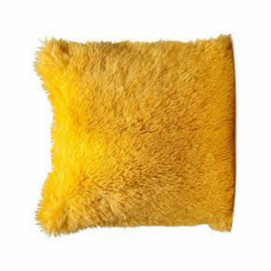 Fur Throw Pillows 4PCS