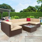 bespoke 6 seater outdoor furniture set