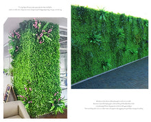 Load image into Gallery viewer, Artificial grass plastic green plant