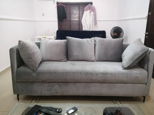 Bespoke accent sofa set