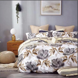 Beautiful floral american Bedsheet and Duvet