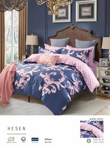 Beautiful floral american victorian Bedsheet and Duvet