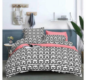 BLACK BEACH bedding set