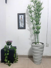 Load image into Gallery viewer, MID Decorative Synthetic Flower Plant pot