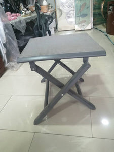 foldable side stool