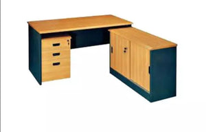 Manager table- L-SHAPE
