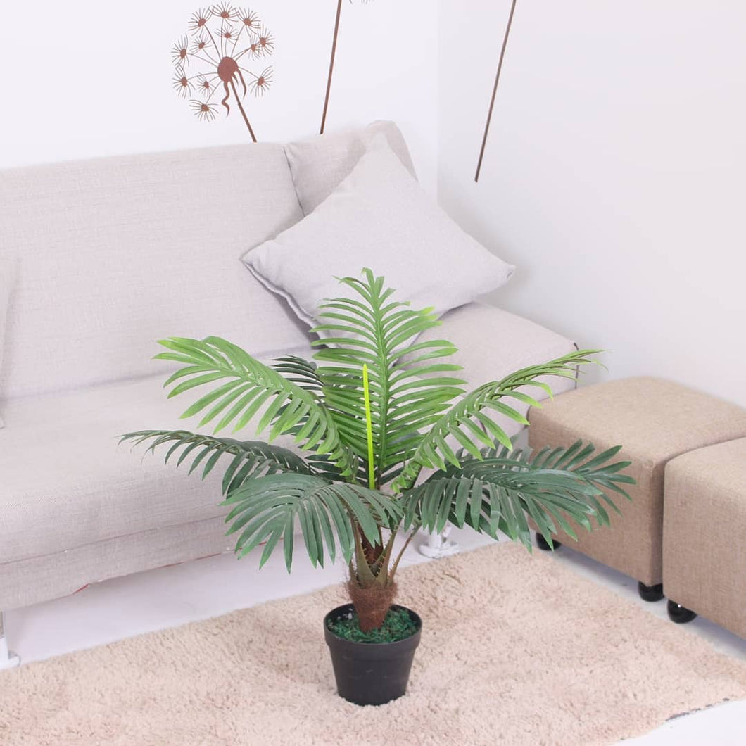 small palm artificial plant