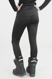 Valkyrie Skadi Base Layer Bottoms in Charcoal Black