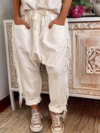 Fashion Tassel Harem Trousers