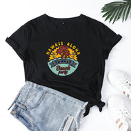 Fashionable Summer Printed Short Sleeve